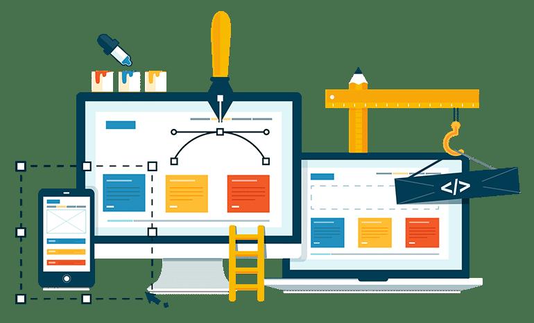 Website Design and Development with Firewire Digital Marketing Newcastle